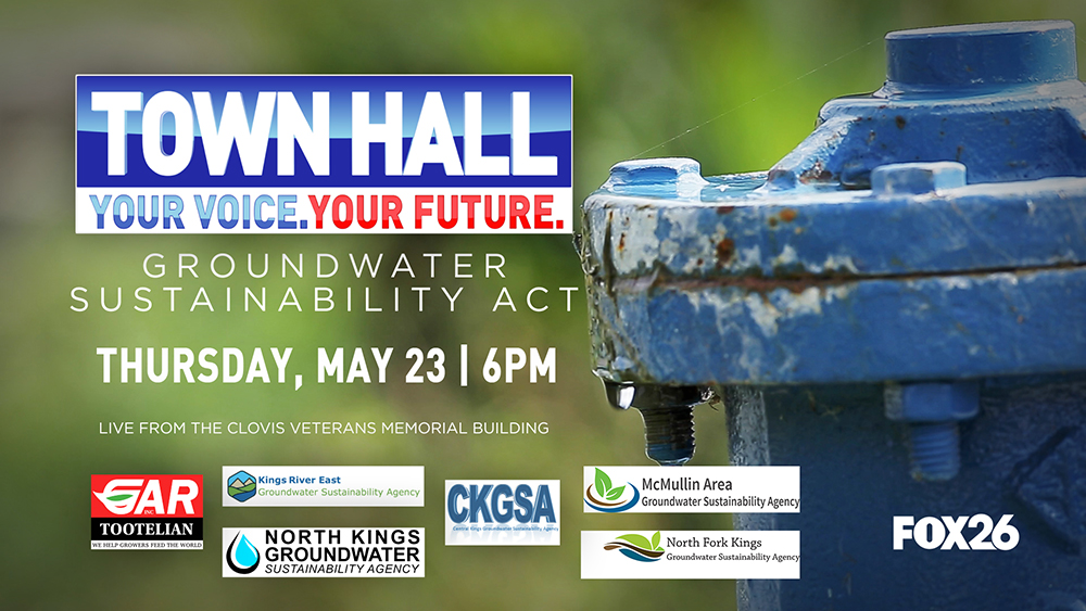 Fox26 Town Hall On Groundwater Will Highlight Magsa Sustainability